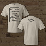 "Eroding Winds ""Entertainment Value"" t-shirt"