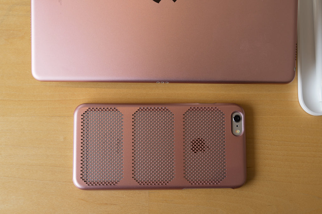 Perfectly matched with Apple Rose Gold