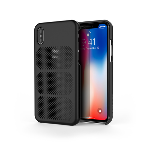 Extreme GTR for iPhone X Black / Black Trim