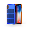 Extreme GTR for iPhone X Exotic Blue / Orange Trim