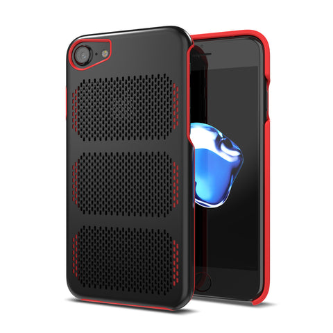 Extreme GT for iPhone 8 Black / Red Trim [compatible with 7,6s,6]