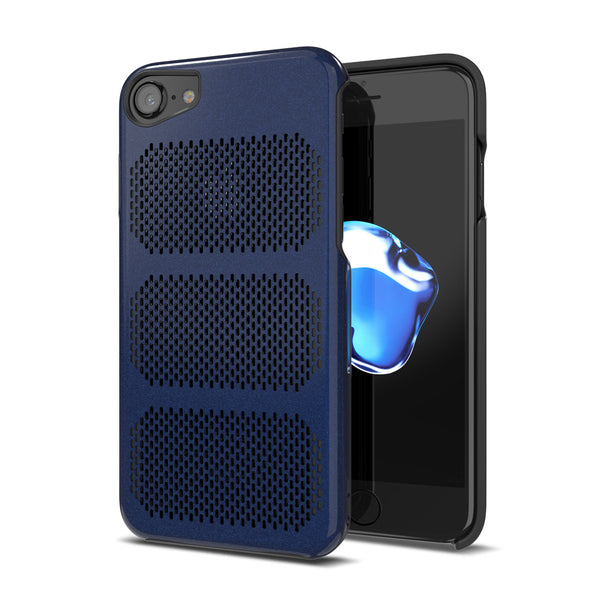 Extreme GT for iPhone 7 Intense Blue / Black Trim [compatible with 6s,6]