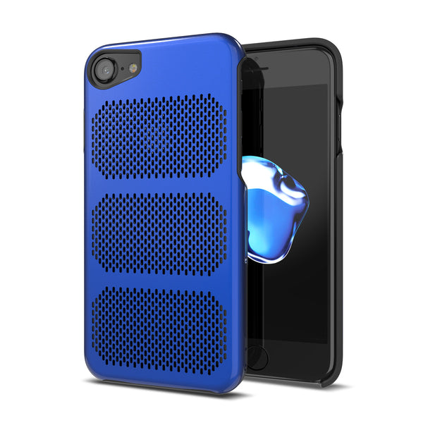 Extreme GT for iPhone 7 Exotic Blue / Black Trim [compatible with 6s,6]