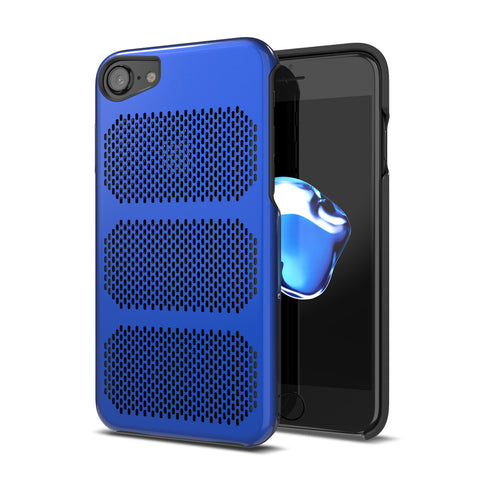 Extreme GT for iPhone 8 Exotic Blue / Black Trim [compatible with 7,6s,6]