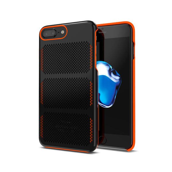Extreme GT for iPhone 7 Plus Black / Orange Trim