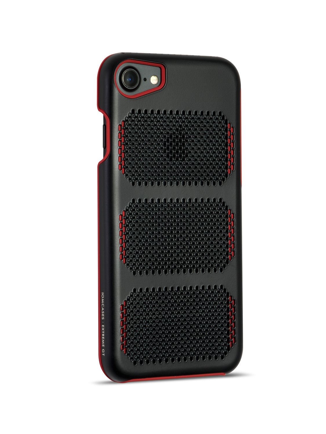 classic fit cacbd efed8 Extreme GT for iPhone 8 Black / Red Trim [compatible with 7,6s,6]