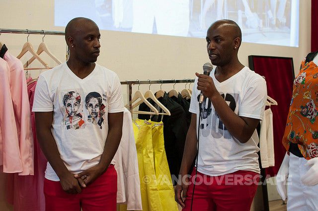 VancouverScape: Twins Launch Second Fashion Collection in Vancouver With U.T.F.L.