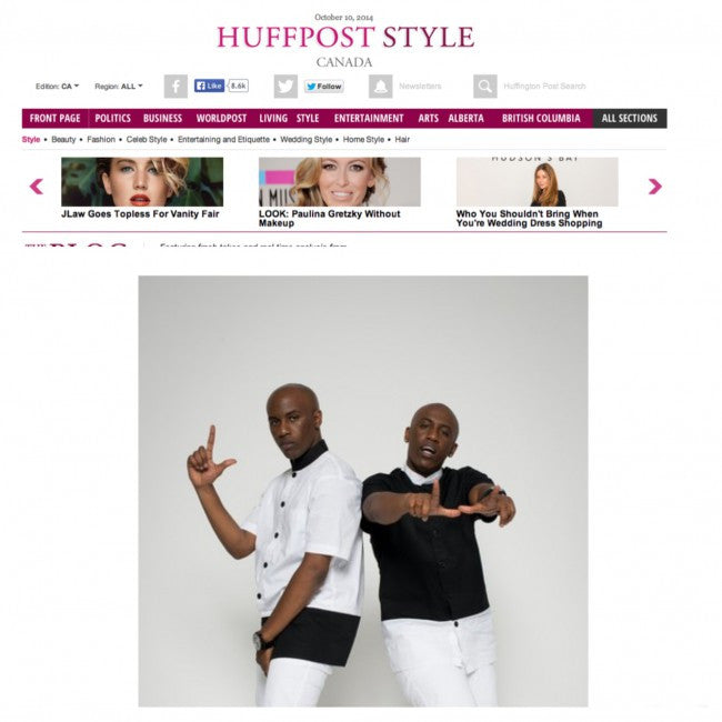 Huffington Post: Top Style Tips for Men