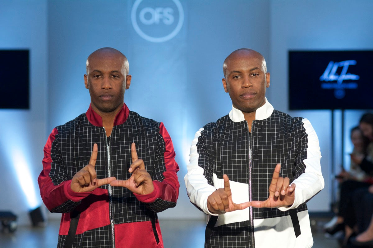 Uwi Twins Fasion - Paris Fashion Week