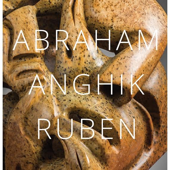 Abraham Anghik Ruben, Collector Editions Book with Sketch, 2016
