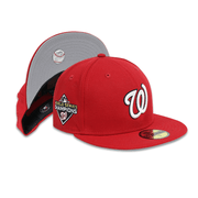 [70568503] Washington Nationals WS19 Men's Fitted Hat
