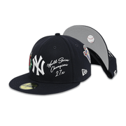 [12731502] NY Yankees Icon Quickstrike Navy Men's Fitted Hats