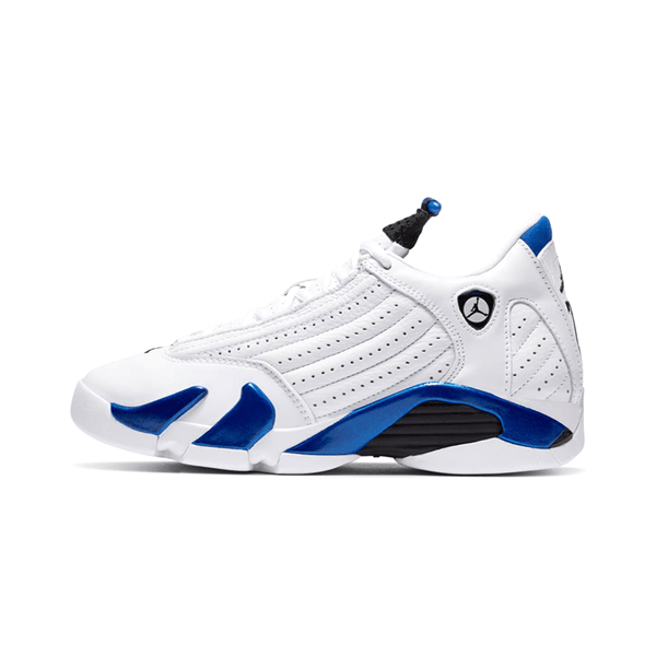 "[487524-104] [RAFFLE ONLY] Air Jordan 14 Retro ""Hyper Royal"" Big Kids'(GS) Shoes"