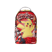 [B2812] Sprayground Pikachu On The Run Backpack