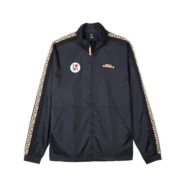 [CQ6308-010] Giannis 'Coming to America' Men's Basketball Track Jacket