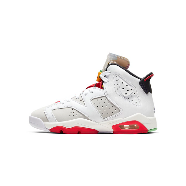 "[384665-062] [RAFFLE ONLY] Air Jordan 6 Retro ""HARE"" Big Kids'(GS) Shoes"