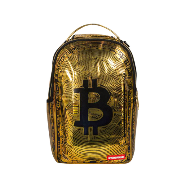 [B1943] Sprayground Bitcoin Backpack