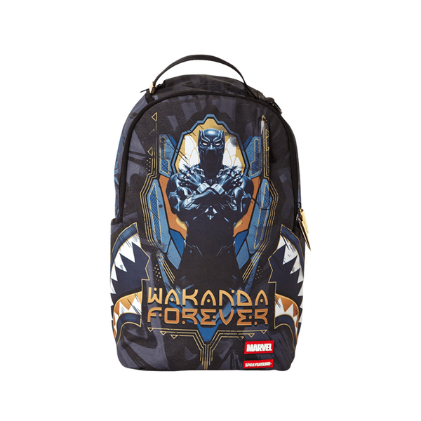 [B2852] Sprayground Wakanda Forever Backpack