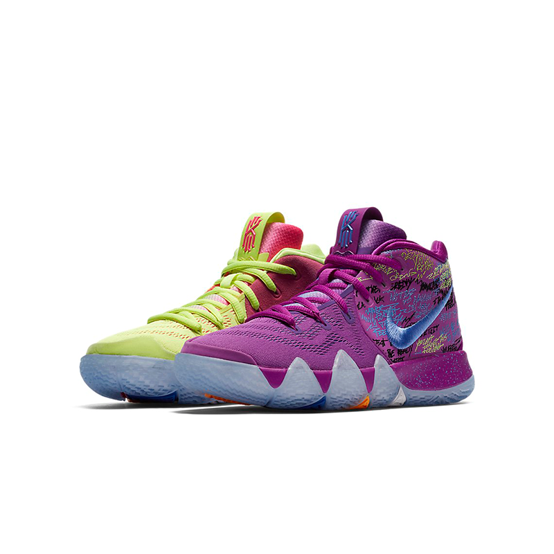 aa2897-900 Nike Kyrie 4 Big Kids' Basketball Shoes