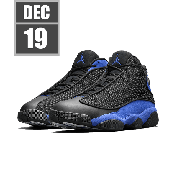 "[2020/12/19] [414571-040] Air Jordan Retro 13 ""Hyper Royal"""