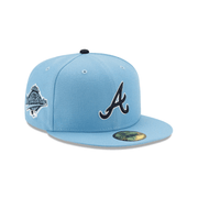 [12562418] OFFSET X ATLANTA BRAVES BLUE 59FIFTY FITTED