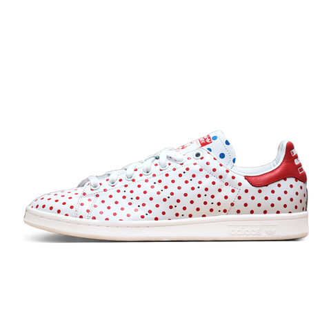 ADIDAS MEN'S STAN SMITH X PHARRELL WILLIAMS - POKA DOT - Lace Up NYC