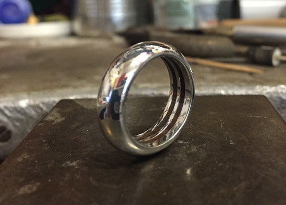 Two Banded Ring