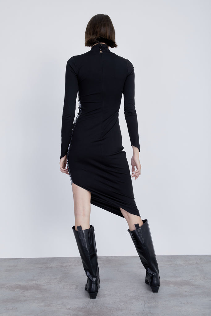 LA LUZ DRESS - black