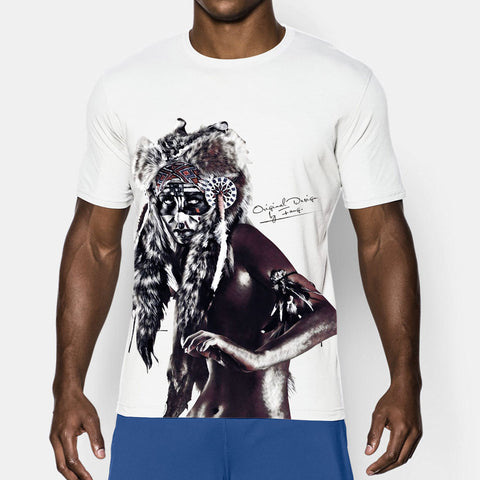 Men's T-Shirt Design Indian