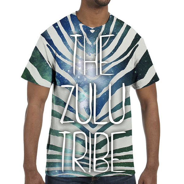Men's T-Shirt Design Zulu