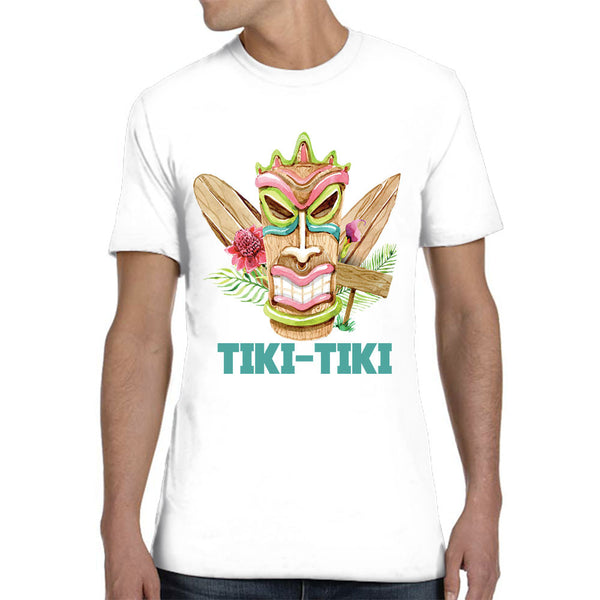 Men's T-Shirt tiki tiki