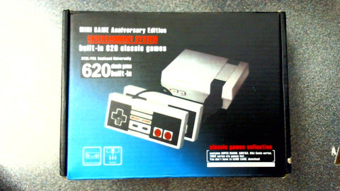 Console Nintendo Super 640 Jeux -  Classic Game Collection