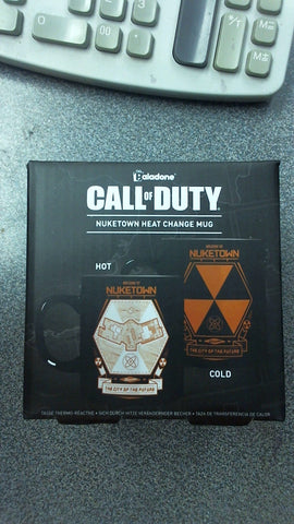 Tasse Call Of Duty Nuketown Heat Change  -  Activision