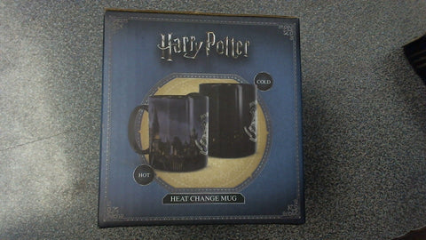 Tasse Harry Potter Hogwarts Heat Change Mug -  Paladone