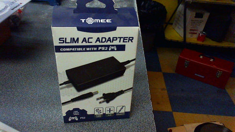 AC Adapter for PS2 Slim  -  Tomee
