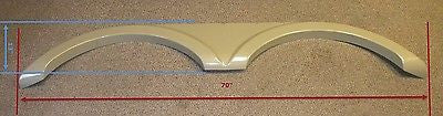 "Jayco Designer New Fender Skirt - 71.30"" X 14.75"" (White)"