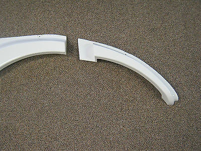 2006-2015 Heartland Big Horn New Fender Skirt (White)