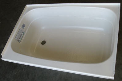 "Tub - Full - 24"" x 36"" - LH Drain - Next Gen - Parchment"