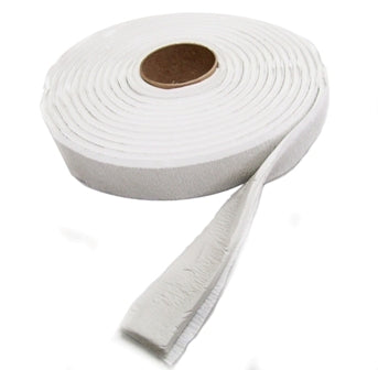 "Butyl - Tape - 1/8"" x 3/4"" x 30' - White - #110 - 20/30"