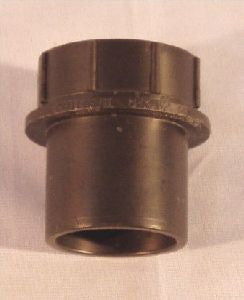 "Fitting - Abs - Adapter - 1 1/2"" - Swivel Strainer - 1 1/2"" Long"