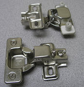Door - Hinge - Adjustable