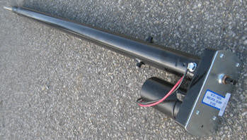 "Actuator - 40"" - Complete w/Motor - Venture High Speed - 18:1"
