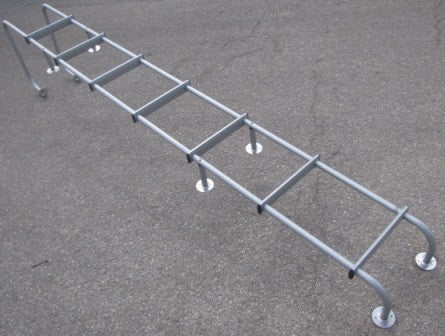 Ladder - 7 Step - Anodized