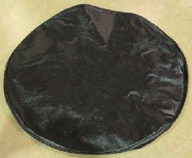 "Tire - Cover - 15"" - No Logo - Black"