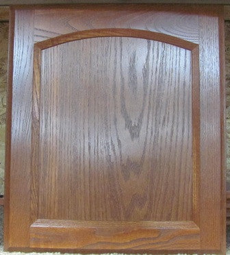 "Cabinet - Door - FPTA - 14"" x 16"" - Carb 2 - Ash - Abbey Oak"