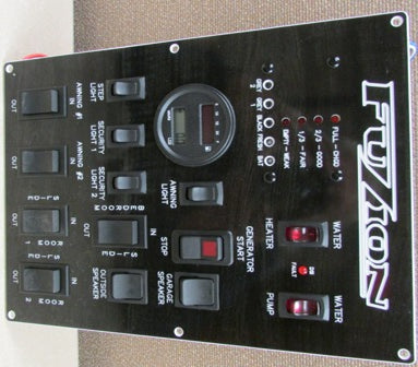 Monitor Panel - KY01061 - Fuzion