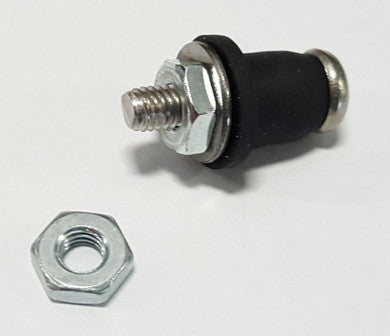 "Tank - Probe - #350 Sensor - 1"" OD w/8-32 Threaded S/S"
