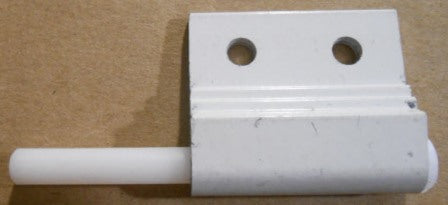Baggage Door Hinge Assembly - Solid White- RH