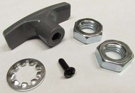 Valve - Cable Pull Handle Kit - Parts Bag - Gray