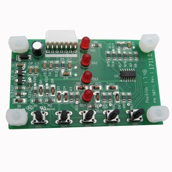 "Monitor Panel - MONITOR BOARD ONLY - 3-1/4"" X 2"""